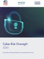 cyber risk oversight 2020