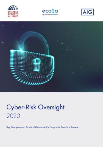 cyber risk oversight 2020