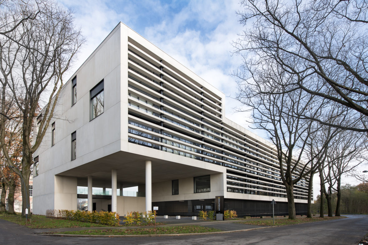 Toreon opens its first satellite office at the IncubaThor in Genk